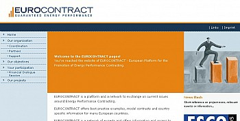Eurocontract homepage